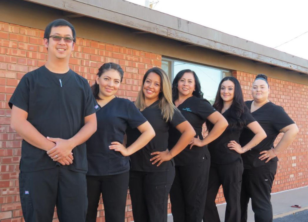Dr. Chin and Staff - Dentist El Paso, TX