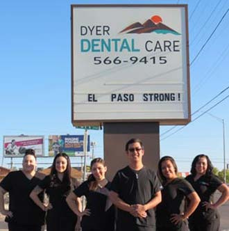 Dentist in Northeast El Paso, TX